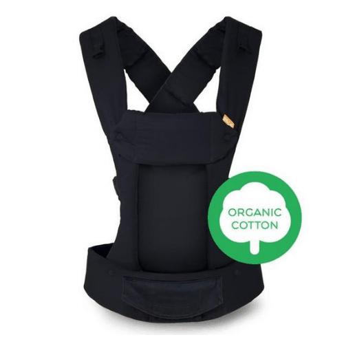 Beco Gemini Organic Baby Carrier – Black
