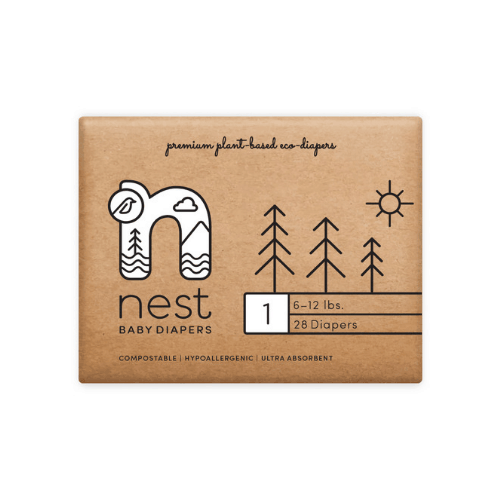 Nest Diapers – Size 1