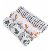 Aden + Anais White Label Blankets 3 Pack