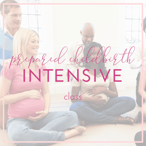 Prepared Childbirth Intensive