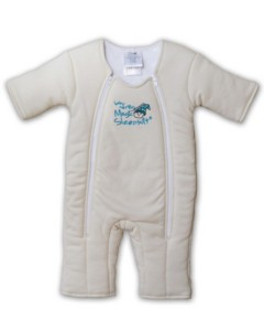 Baby Merlin Magic Sleepsuit Cotton