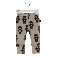 Hux Baby Bears Leggings in Natural