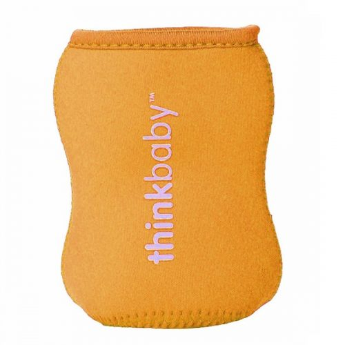 Thinkbaby Limestone Thermal Bottle Sleeve