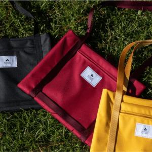 Blomst Diaper Bag